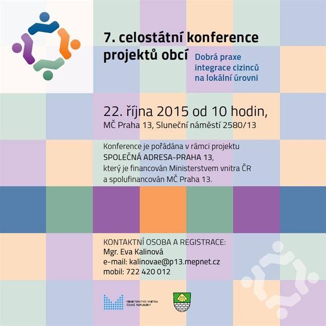 7 celostátní konference