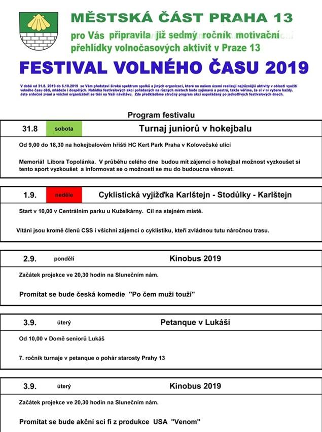 Kalendář festivalu 2019-1x