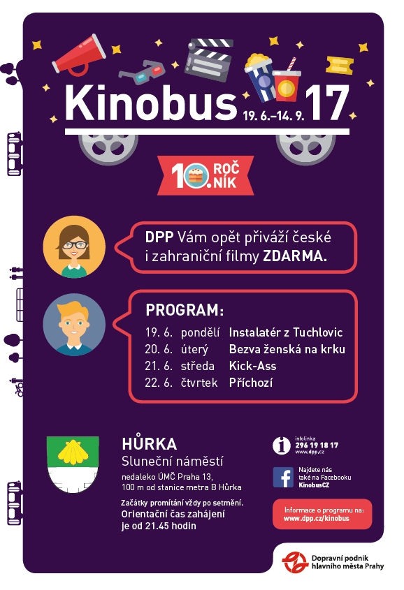 kinobus program hurka 2017